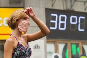 Потужні хвилі тепла близько +35 градусів і вище будуть дедалі частіше повторюватися в Україні.