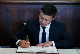 Володимир Зеленський підписав низку указів про кадрові перестановки в керівництві Служби безпеки України.