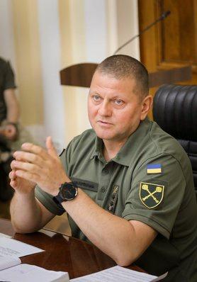 Головнокомандувач ЗСУ Залужний тимчасово заборонив посадовцям відвідувати зону проведення ООС.