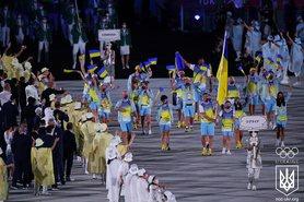 Україна у двадцятці найкращих на Олімпійських іграх у Токіо.