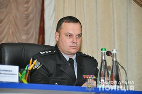 Поліцію Києва після відставки Андрія Крищенка очолить Іван Виговський – начальник поліції Полтавської області.