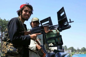 """Рух """"Талібан"""" не робитиме з Афганістану демократичну державу."""