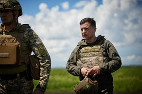 Зеленський затвердив Стратегію розвитку оборонно-промислового комплексу.