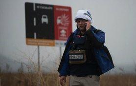 Росія відмовилася продовжити місію ОБСЄ на кордоні з окупованим Донбасом.