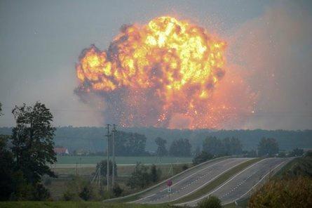 Причиною вибуху на арсеналі в Калинівці була установка вибухового пристрою, – Венедіктова.