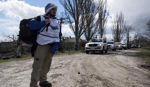Українська делегація в ТКГ вважає, що утримання міжнародних спостерігачів місії ОБСЄ в ОРДЛО має ознаки міжнародного тероризму.