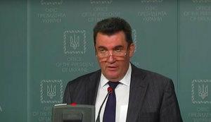 Населення буде забезпечене газом до кінця опалювального сезону без права відключення, – секретар РНБО Данілов.