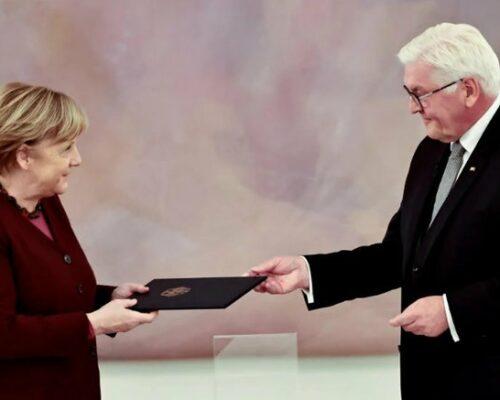 Меркель офіційно перестала бути канцлером Німеччини.